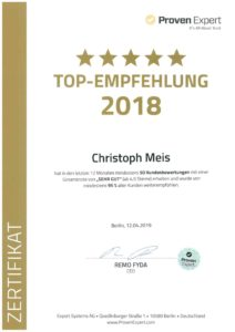 Top-Empfehlung-2018-Christoph-Meis
